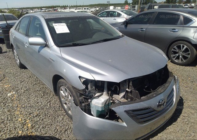Inventory #723343180 2007 Toyota CAMRY