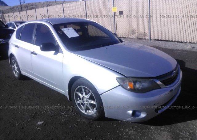 Inventory #904648398 2008 Subaru IMPREZA