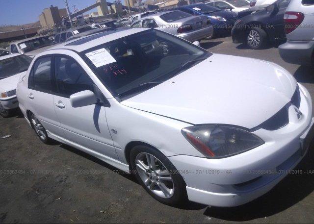 Inventory #356029765 2004 Mitsubishi LANCER