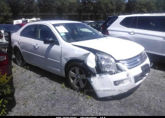 Inventory #705684355 2007 FORD FUSION