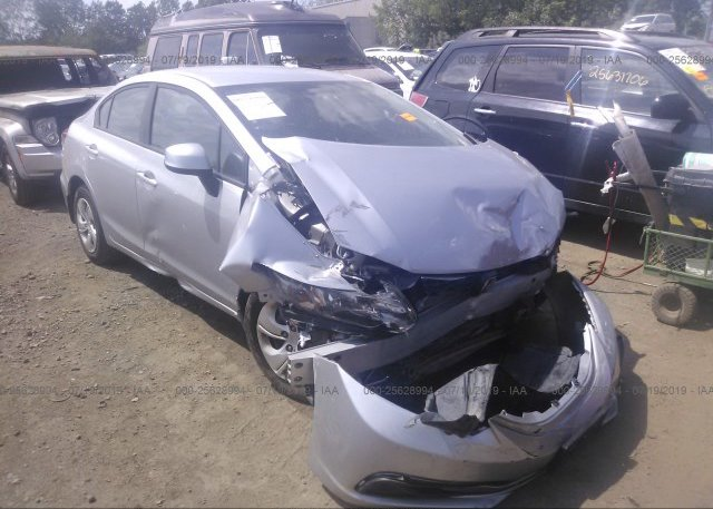 Inventory #641268368 2013 Honda CIVIC