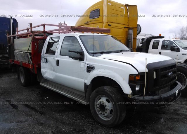 Inventory #104410318 2008 FORD F550