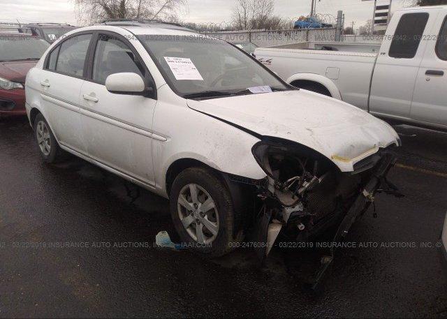 Inventory #143302761 2010 Hyundai ACCENT