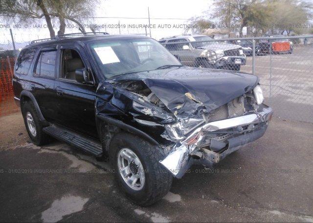 Inventory #911820445 1998 Toyota 4RUNNER