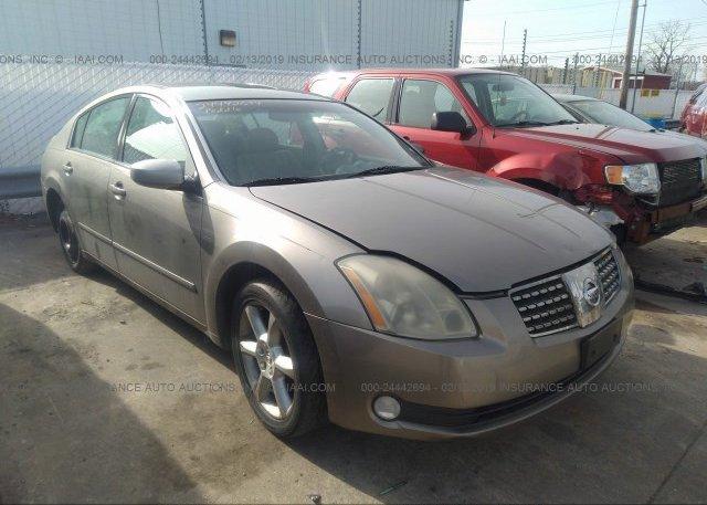 Inventory #182951509 2004 Nissan MAXIMA