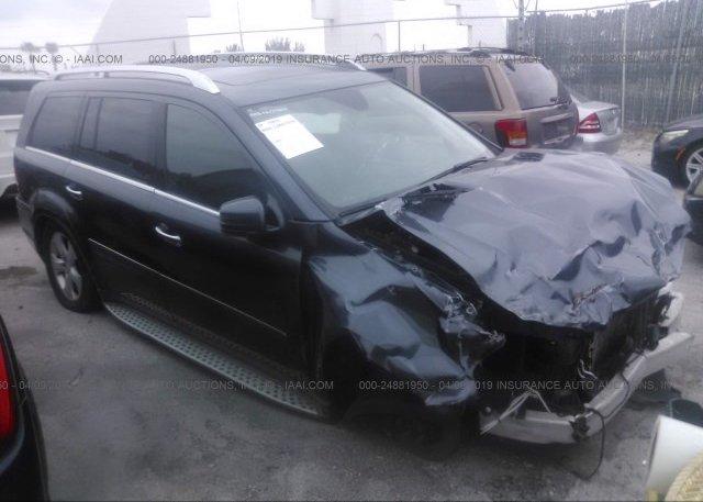 Inventory #932306206 2011 Mercedes-benz GL
