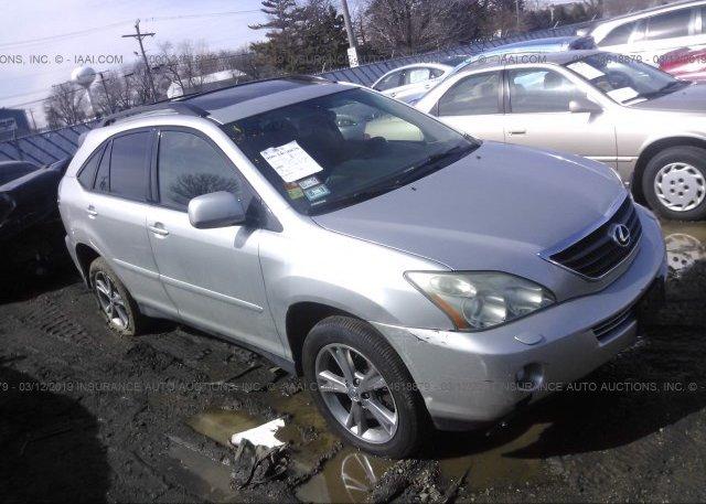 Inventory #373924119 2006 Lexus RX