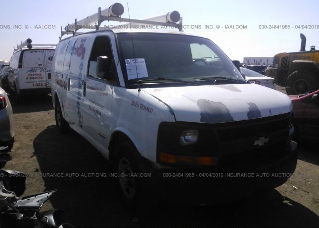 Inventory #926814183 2007 Chevrolet EXPRESS G2500