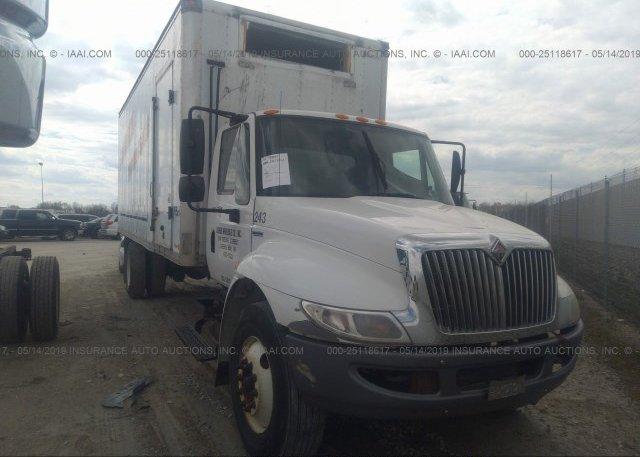 Inventory #679271298 2009 INTERNATIONAL 4000