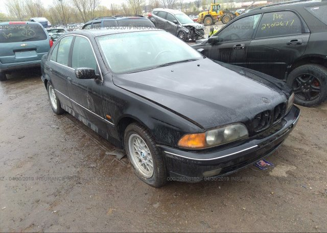 Inventory #790927597 1999 BMW 528