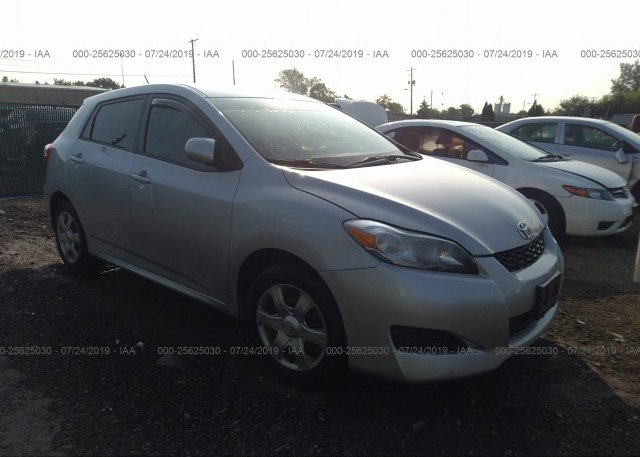 Inventory #691875211 2010 Toyota Corolla Matrix