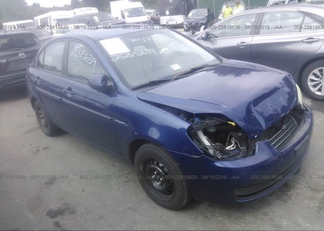 Inventory #973387378 2009 Hyundai ACCENT