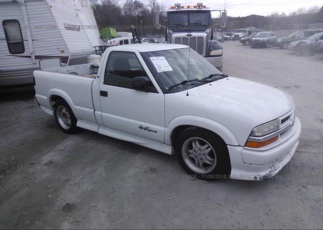 Inventory #992917132 1999 Chevrolet S TRUCK