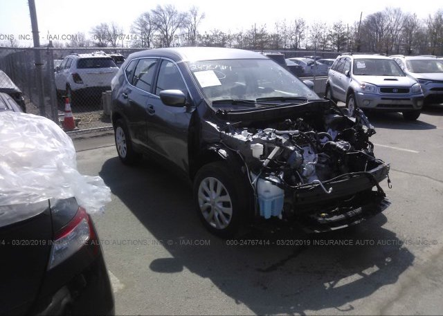 Inventory #159844540 2016 Nissan ROGUE