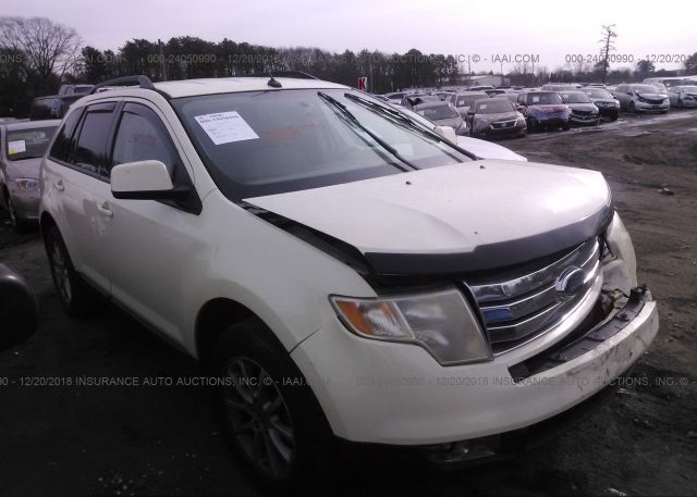 Inventory #647207146 2007 FORD EDGE