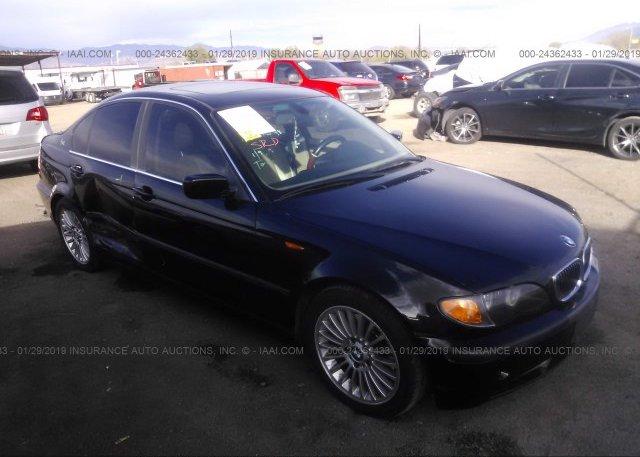 Inventory #866732136 2002 BMW 330