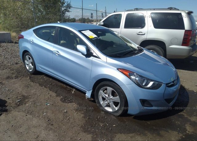 Inventory #924592950 2011 Hyundai ELANTRA