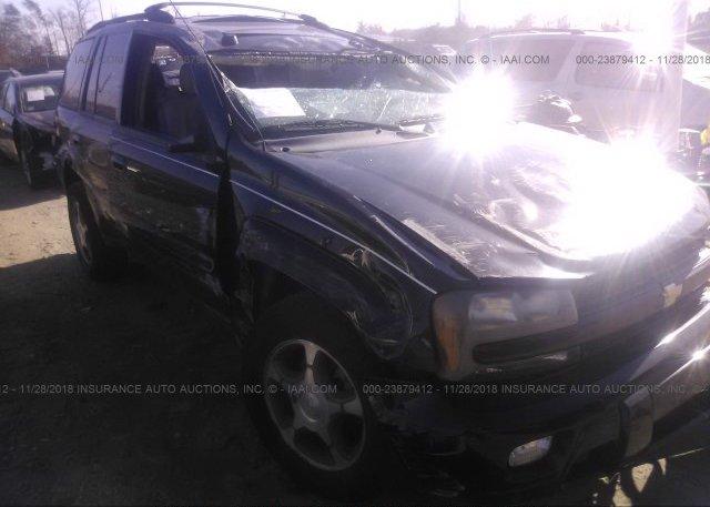 Inventory #151351417 2005 Chevrolet TRAILBLAZER