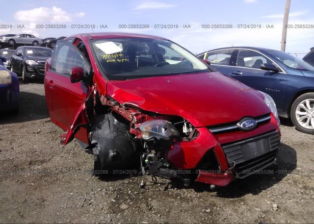 Inventory #429142958 2012 FORD FOCUS