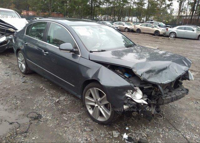 Inventory #794678712 2010 Volkswagen PASSAT