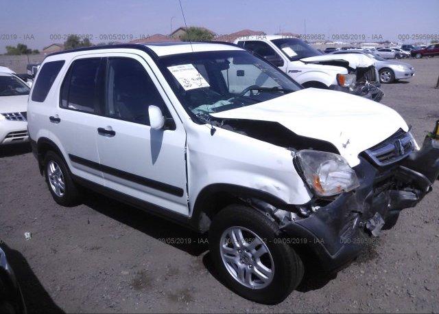 Inventory #642477458 2004 Honda CR-V