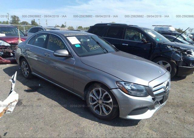 Inventory #537201999 2015 Mercedes-benz C