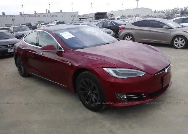 Inventory #660725999 2018 Tesla MODEL S