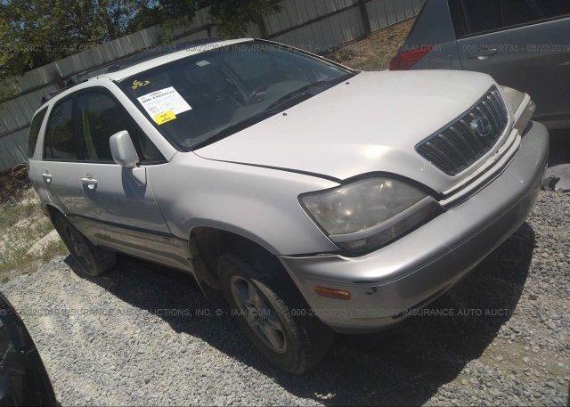 Inventory #568691735 2001 Lexus RX