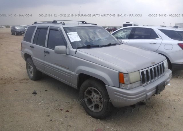 Inventory #104820196 1996 JEEP GRAND CHEROKEE