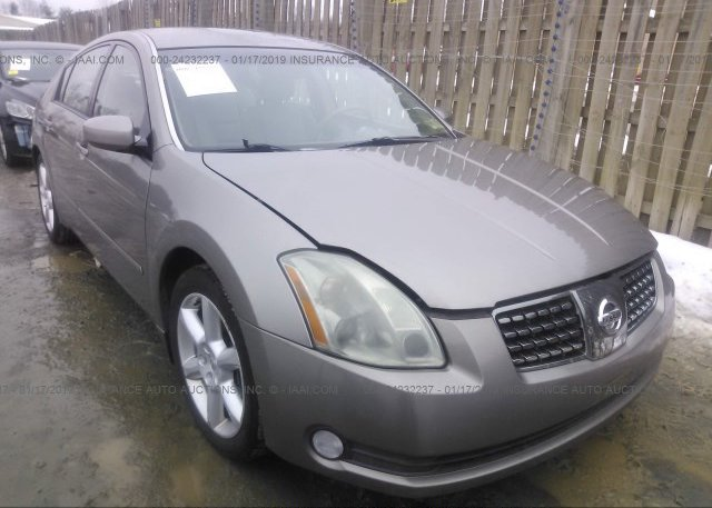Inventory #700426986 2004 Nissan MAXIMA