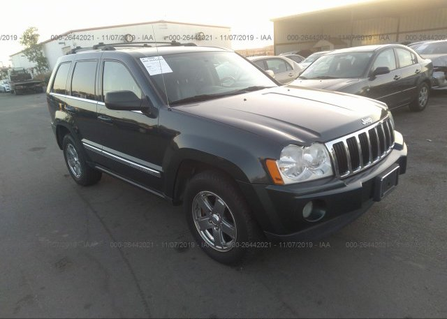 Inventory #920705088 2005 JEEP GRAND CHEROKEE