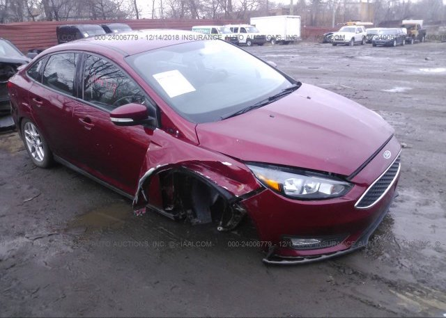 Inventory #916358157 2015 FORD FOCUS