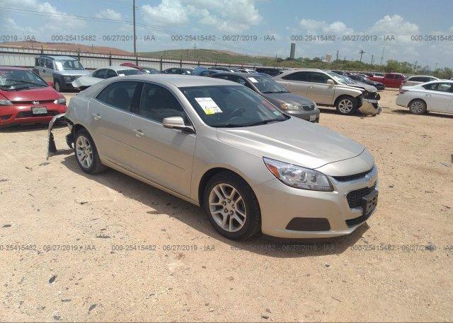 Inventory #781779170 2014 Chevrolet MALIBU