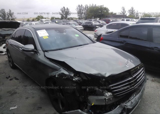 Inventory #901822170 2015 Mercedes-benz S