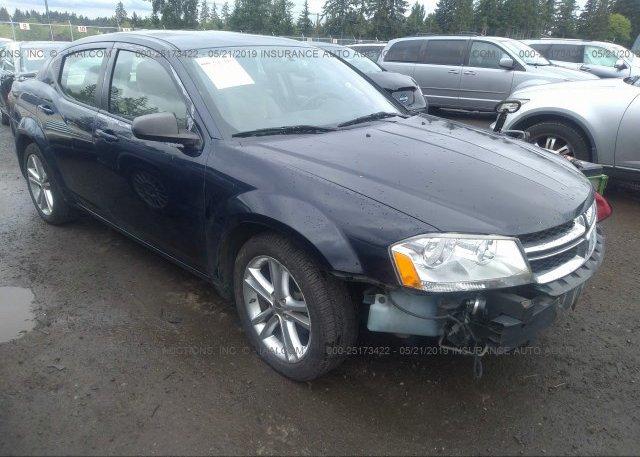 Inventory #380650534 2013 Dodge AVENGER