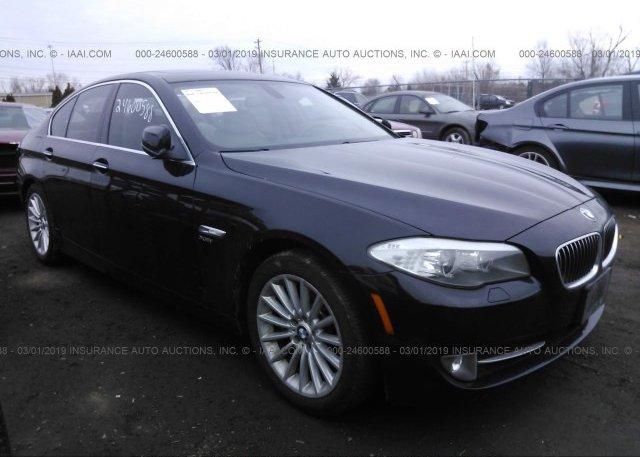 Inventory #600494068 2012 BMW 535