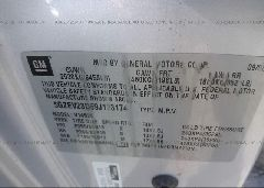 2009 Saturn OUTLOOK - 5GZEV23D69J133174 engine view