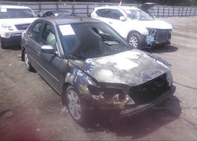 Inventory #940930805 2004 Honda CIVIC