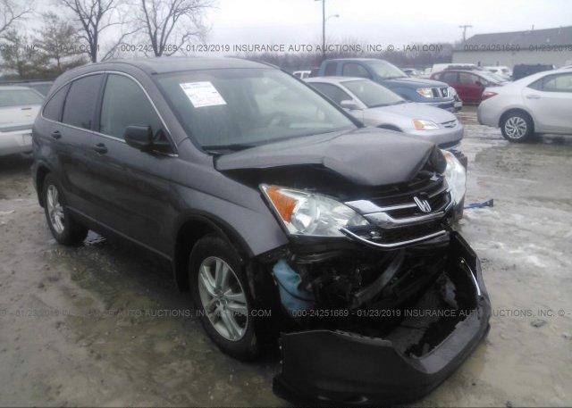 Inventory #768643399 2011 Honda CR-V