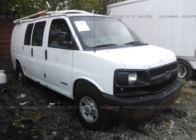 Inventory #389837201 2005 Chevrolet EXPRESS G2500