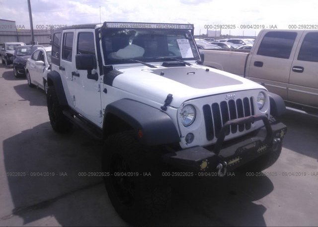 Inventory #549901492 2016 JEEP WRANGLER UNLIMITE