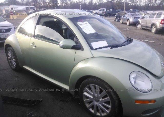 Inventory #811217027 2008 Volkswagen NEW BEETLE
