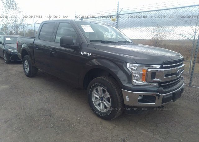 Inventory #225785190 2019 FORD F150