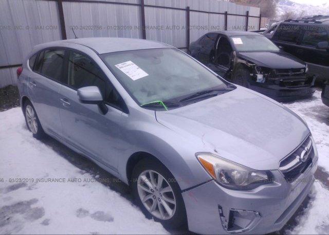 Inventory #394470195 2014 Subaru IMPREZA