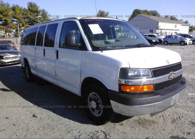 Inventory #813979844 2013 Chevrolet EXPRESS G3500