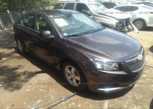 Inventory #142468018 2014 Chevrolet CRUZE