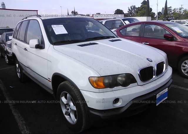 Inventory #751620541 2001 BMW X5