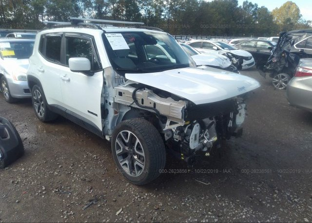 Inventory #810523037 2015 JEEP RENEGADE