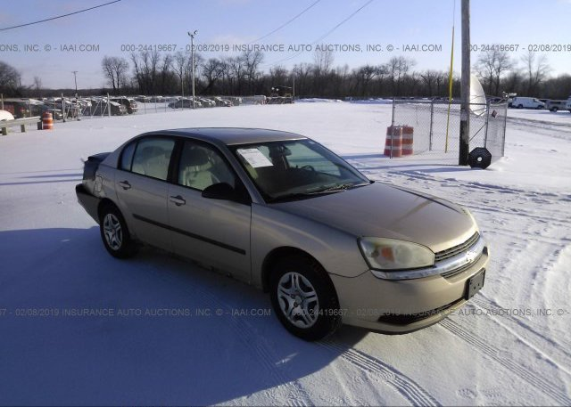 Inventory #377891449 2005 Chevrolet MALIBU