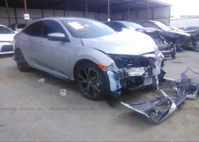 Inventory #989190715 2018 Honda CIVIC